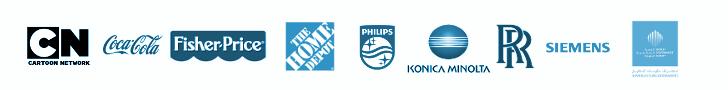 Voice Over Client Logos