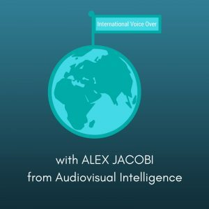 International Voice Over Production with Audiovisual Intelligence