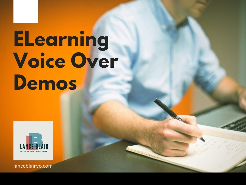 ELearning Voice Over Demos