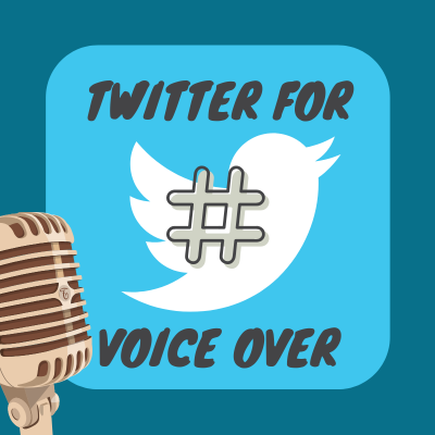 Twitter for #Voiceover