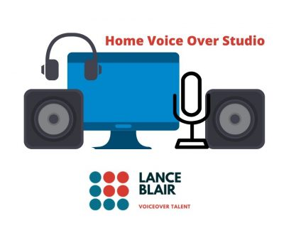 Home Voice Over Studio Acoustics and Equipment