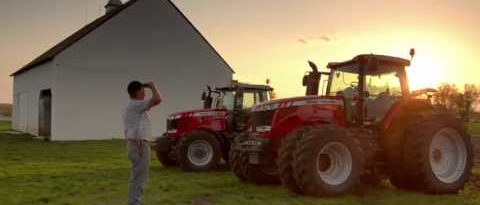 "Massey Ferguson North America ""Most Powerful Tractor"" TV Spot 2017"