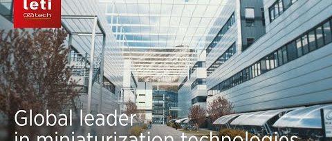 CEA Leti - The global LEADER in miniaturization technologies!